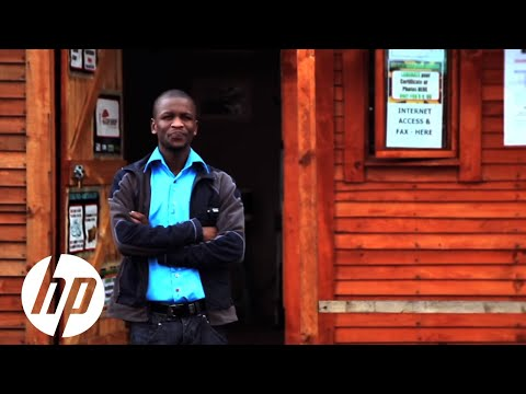 A new Internet Cafe Business in South Africa | HP LIFE | HP