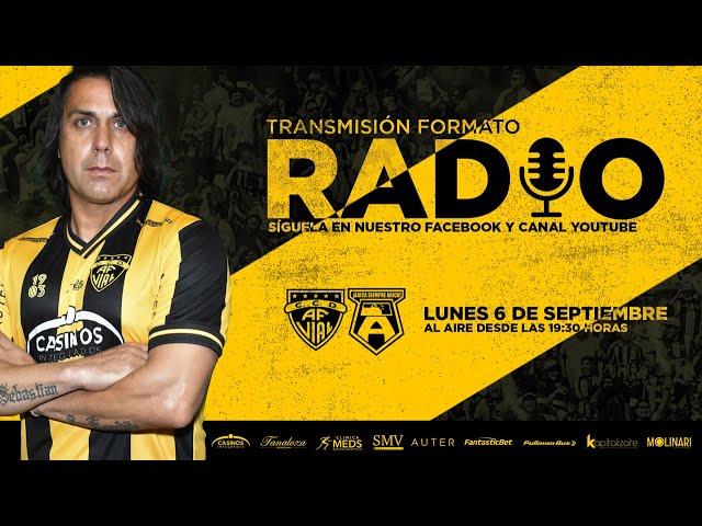 Ascenso 2021: Fernández Vial vs San Marcos de Arica