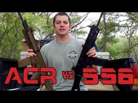 ACR & Sig 556 Comparison