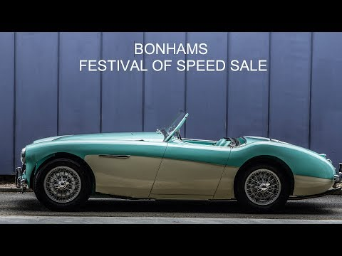 Bonhams Festival of Speed Sale