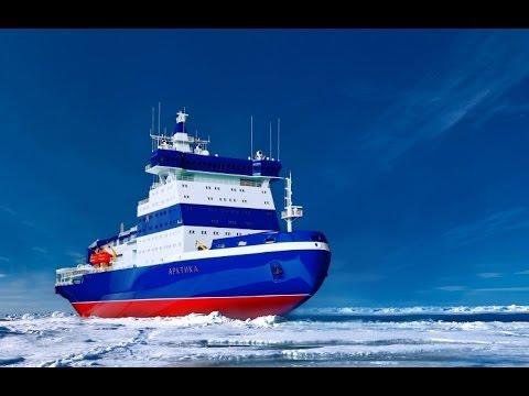10 Крупнейших ледоколов