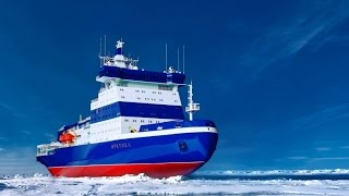 10 Крупнейших ледоколов мира