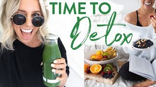 PARASITE CLEANSE | Digestion + Detox | GROCERY HAUL