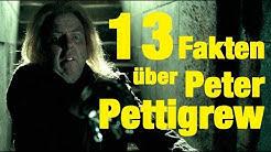 13 FAKTEN über Peter PETTIGREW