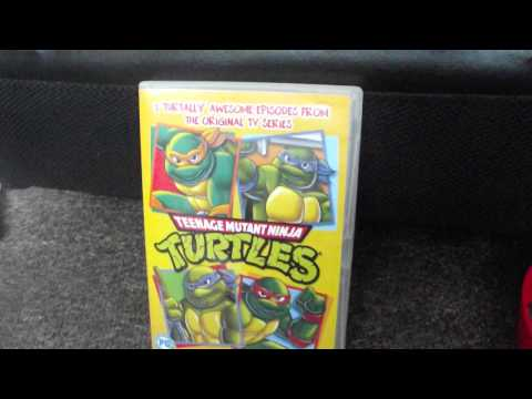Teenage mutant ninja turtles 1987 tv series review