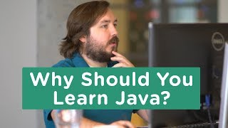 Gambar cover Why Should You Learn Java?