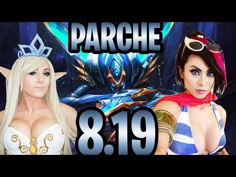 PARCHE 8.19 (WORLDS) | LEAGUE OF LEGENDS | NOTICIAS LOL thumbnail