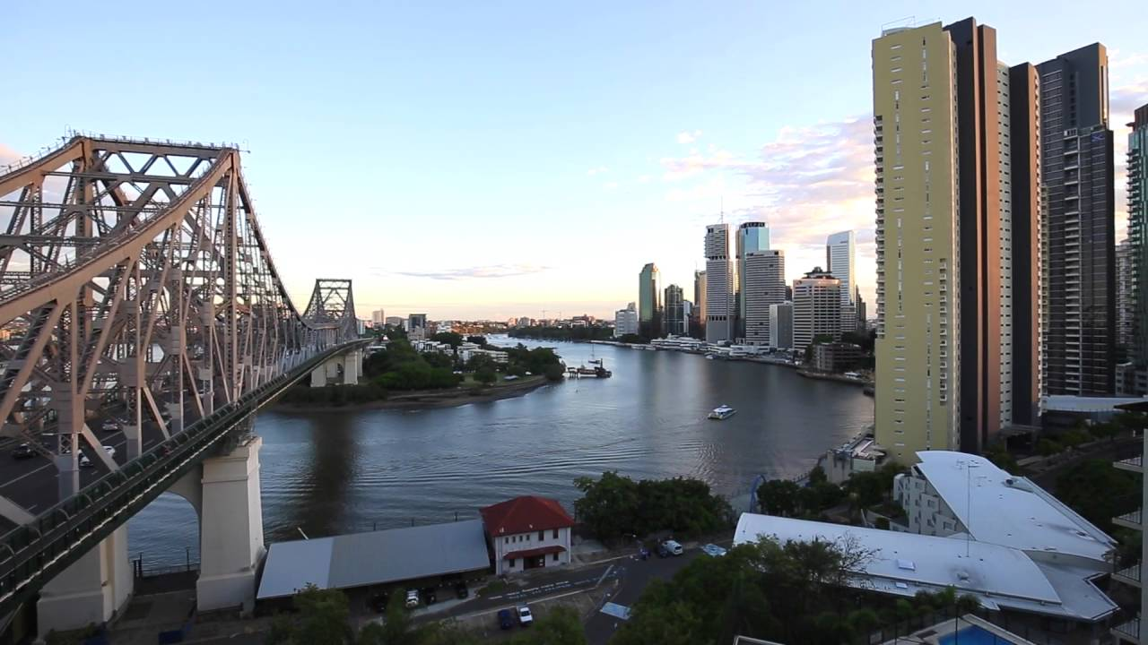 Oakwood Hotel and Apartments Brisbane - YouTube