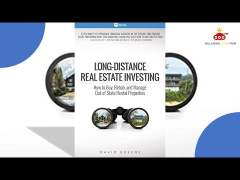 Bigger Pockets Book Review [Long Distance Real Estate Investing By David Greene]