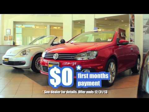 Volkswagen Los Angeles Sign Then Drive Event