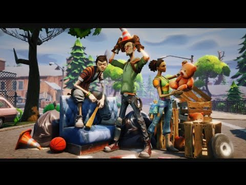 Fortnite Belle Surprises A La Fin Trio De La Mort Frenchmonster Et Daxxo