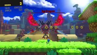 Sonic Forces Speedrun - Vs. Eggman: 49.03