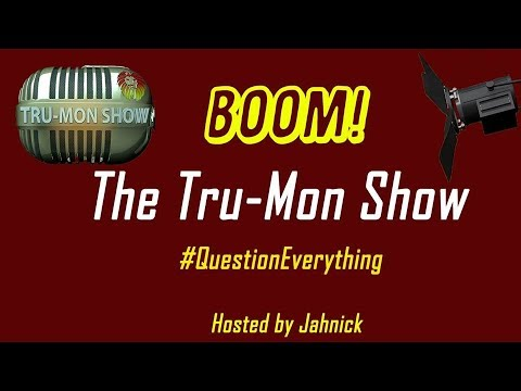 (Ep.115)The Tru-Mon Show Diving Deep / Babylon Youre Gonna Feel The Pain