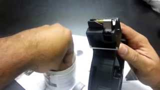gsg ati 110 round drum magazine for ruger 10 22 review part 1