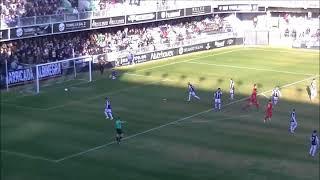 Gol: CD Castellón 0-1 CD Roda (Melgarejo)