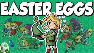 Easter Eggs in The Minish Cap & Four Swords & Four Swords Adventure - DPadGamer