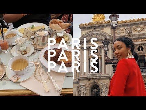 PARIS VLOG: My First Paris Fashion Week 🇫🇷