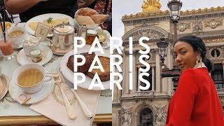 PARIS VLOG: My First Paris Fashion Week