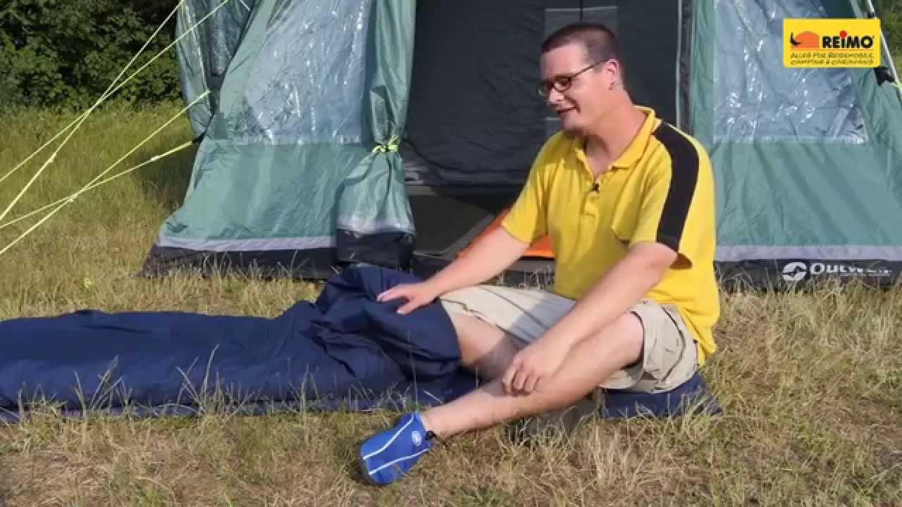 Schlafsäcke als Campingzubehör im Reimo Camping Shop