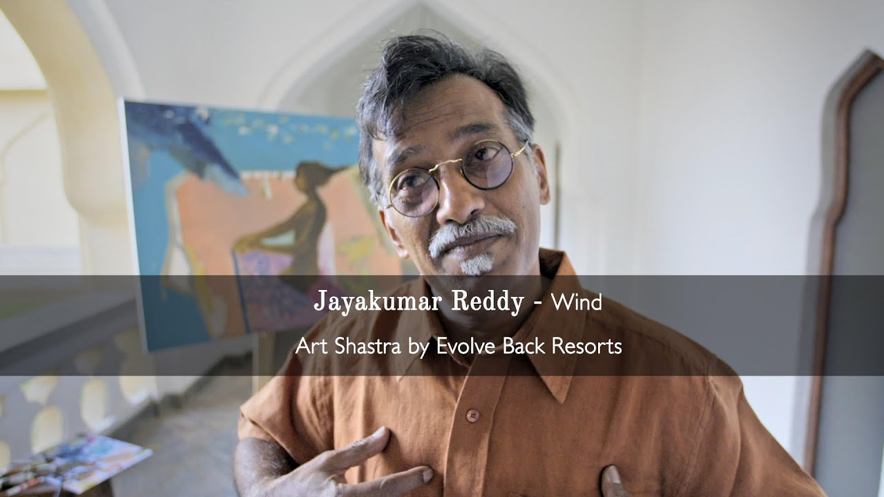 Jayakumar Reddy - Art Shastra by Evolve Back Resorts