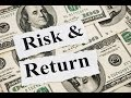 What is Risk and Return?