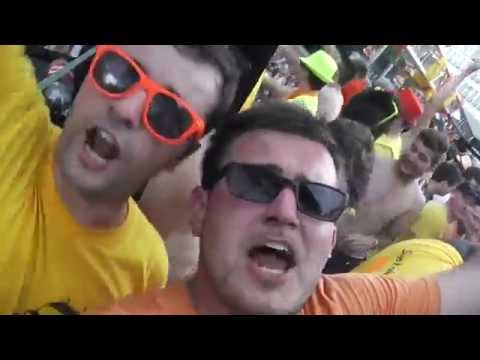 Hands Up United - Street Parade Love Mobile 2016 (Official A