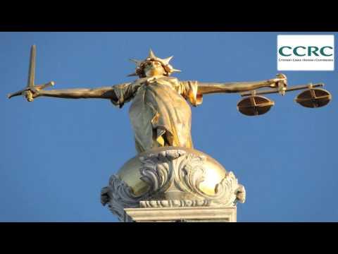 CCRC Chairman Richard Foster BBC Radio 4 Interview 25/3/15