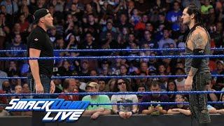 Corbin attackiert Crews, Swagger wechselt zu SmackDown LIVE: SmackDown LIVE, 13. September 2016