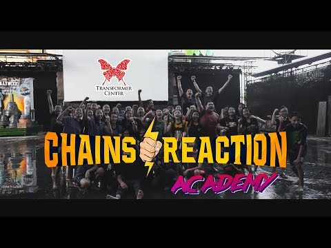 CHAINS REACTION 2018 - TRANSFORMER CENTER (BATCH 1)