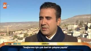 KAPADOKYA'YA AŞK VE MAVİ SETİNE GİTTİK !- Dizi TV atv
