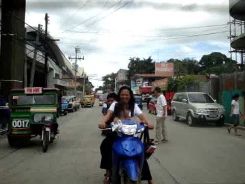 Philippines 2010 - Bohol White Sand Island.MPG