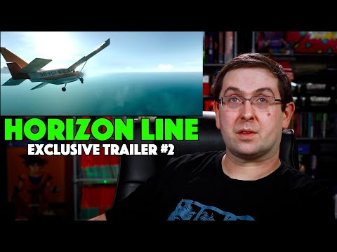 REACTION! Horizon Line Exclusive Trailer #2 – Alexander Dreymon Movie 2021