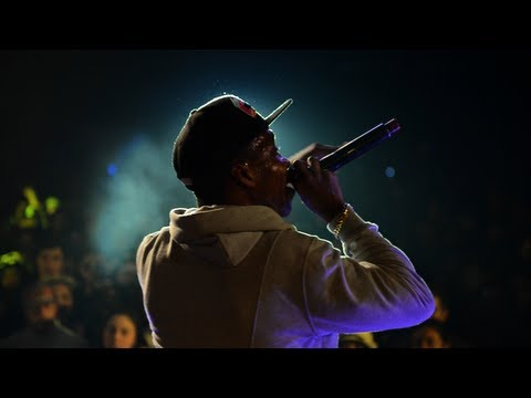 """Curren$y - """"King Kong"""" Live at SXSW 2012"""