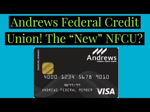 Andrews Federal Credit Union Review ( The