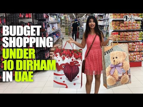 Cheapest Shopping Market In UAE | Curly Tales