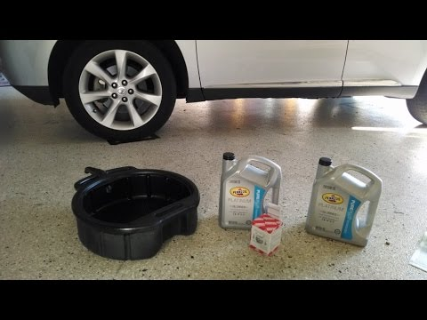 How To Check Transmission Oil >> Lexus RX350 oil change tire rotation fluid check and more by froggy - YouTube