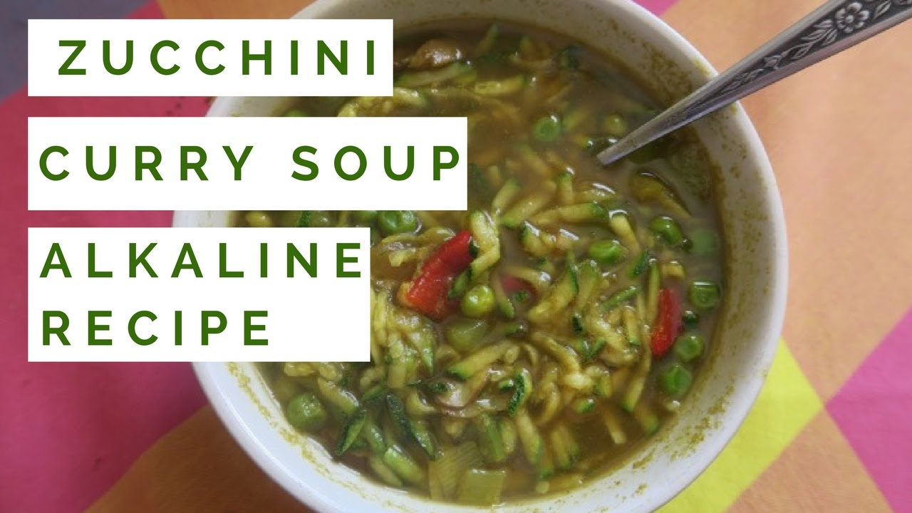 Recipe alkaline anti inflammatory courgette curry soup youtube recipe alkaline anti inflammatory courgette curry soup forumfinder Gallery
