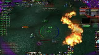 Classic WOW - Archimonde vs Stasis - Burning Crusade