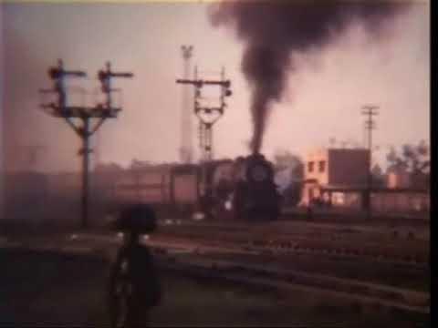 Delhi Railway Museum - Indian Railway Steam Engines