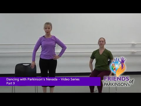 Part 9: Dancing with Parkinsons NV Video Series