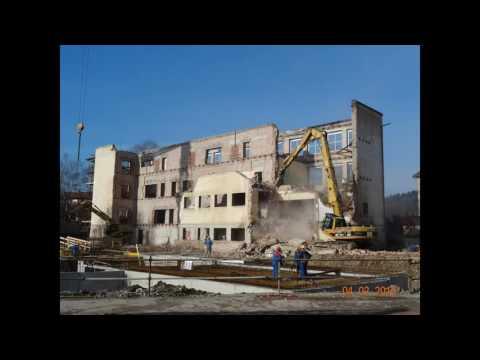 Gradnja in prenova šole