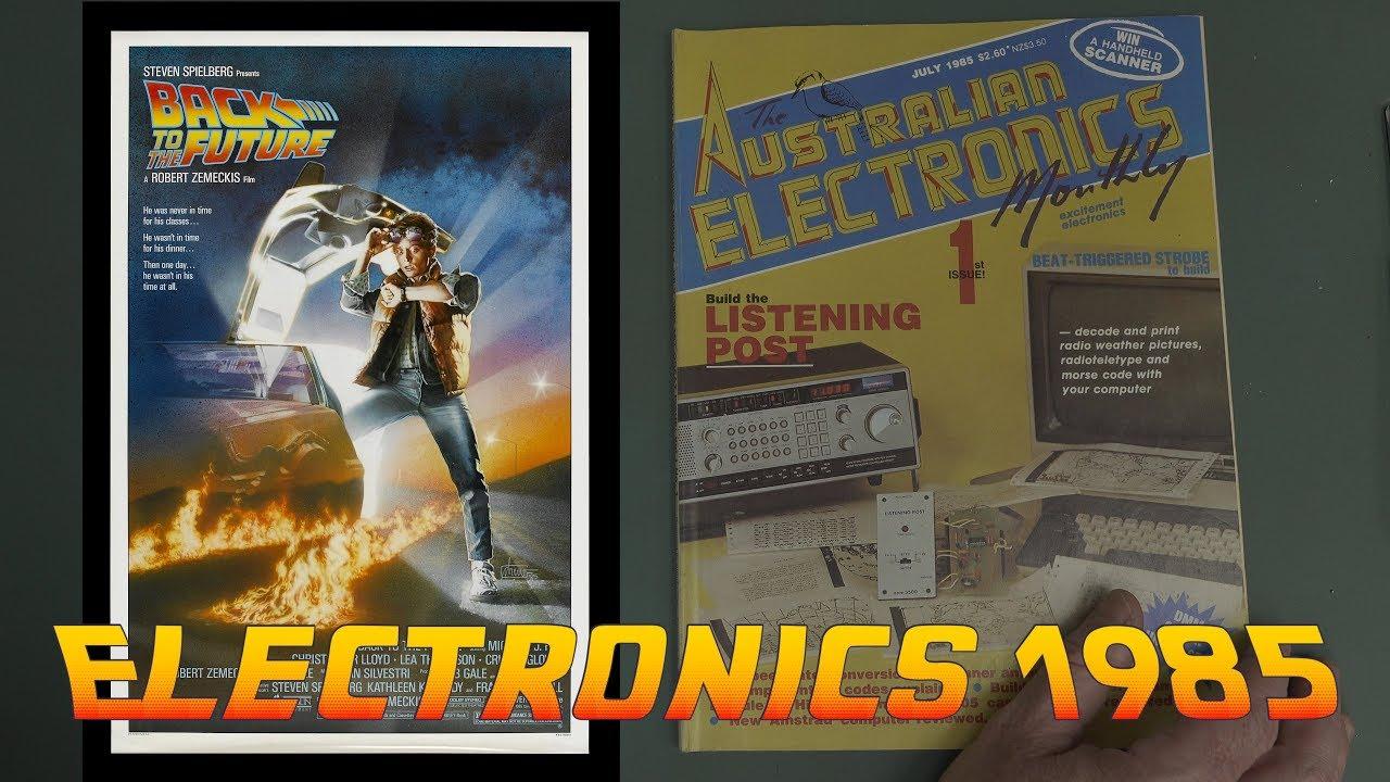 EEVblog #1194 - 1985 Electronics