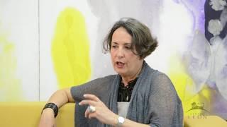 Centro León. Entrevista Lidia Blanco