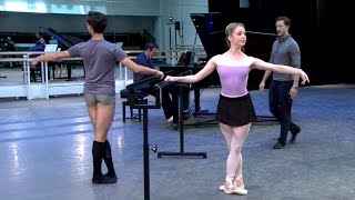 World Ballet Day 2016: Learn the steps of The Royal Ballet's daily class