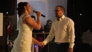Невеста поет для жениха Творческая студия Искус