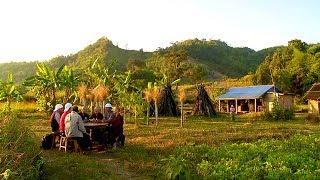 緬甸公益旅行 - 弄曼農場弄慢一點