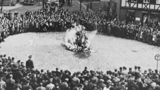 Kristallnacht - Noche de los cristales rotos
