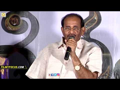 Vijayendra Prasad Shares Funny Incident with Airport Authorities about Baahubali Movie