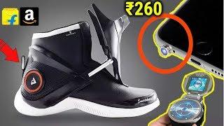 जूता हो तो ऐसा🔥जिंदगी में कभी नहीं देखे होंगे CooL New HiTech Invention Gadgets 2019