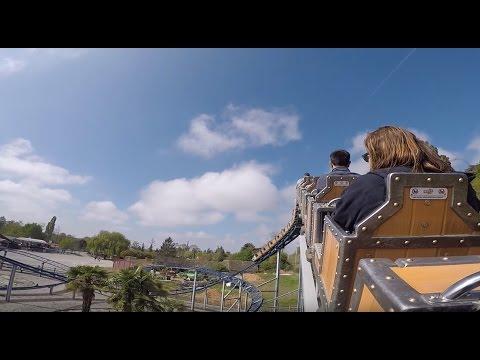 Journée dans un parc : Papéa Parc